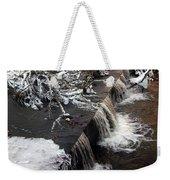 Frigid Falls Weekender Tote Bag
