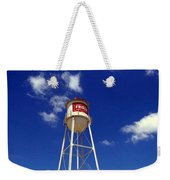 Frisco Texas Water Tower Weekender Tote Bag
