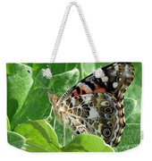 Frittary Among The Green Weekender Tote Bag