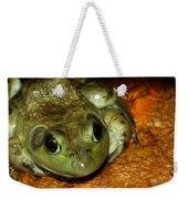 Frog Love Weekender Tote Bag