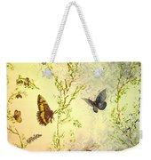 Frolicing Butterflies Weekender Tote Bag