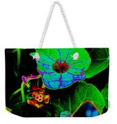 From The Psychedelic Garden Weekender Tote Bag