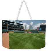 From The Visitors Dugout Weekender Tote Bag