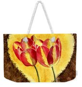 From Tulip With Love Weekender Tote Bag