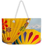 Front Range Color Weekender Tote Bag