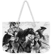Frontier Family, 1755 Weekender Tote Bag