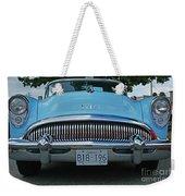 Frowning Buick Weekender Tote Bag