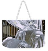Frozen Hearts Melt With Love Weekender Tote Bag
