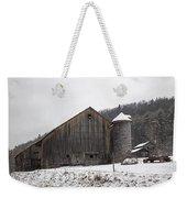 Frozen In Time  Weekender Tote Bag