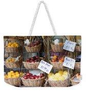 Fruit For Sale Weekender Tote Bag