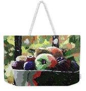 Fruit In Autumn Weekender Tote Bag
