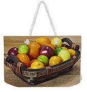 fruits with vitamin C Weekender Tote Bag