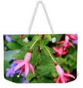 Fuchsia Standout Weekender Tote Bag