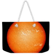 Full Sun Showing Coronal Mass Ejection Weekender Tote Bag