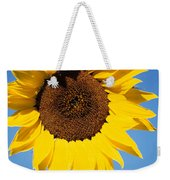 Full Sunflower Weekender Tote Bag