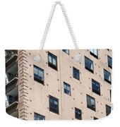 Fulton House. Chicago Weekender Tote Bag