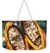 Fungal Infection Of Cacao Weekender Tote Bag by Science Source