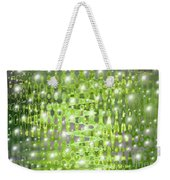 Future Forest Abstract Weekender Tote Bag