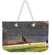 Future Lookout  Weekender Tote Bag