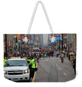 G20 Summit Toronto Weekender Tote Bag