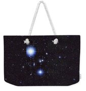 Galaxy Cluster Abell 1060, Infrared Weekender Tote Bag