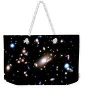 Galaxy Cluster Weekender Tote Bag