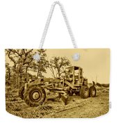 Galion Road Grader V2 Weekender Tote Bag