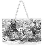 Gallant Admirers, 1869 Weekender Tote Bag