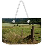 Galls Creek Farm Scene Weekender Tote Bag