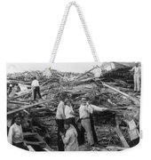 Galveston Disaster - C 1900 Weekender Tote Bag