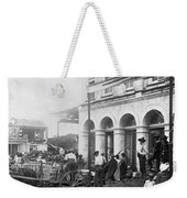 Galveston Flood - September - 1900 Weekender Tote Bag by International  Images