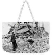 Galveston Flood Damage - September - 1900 Weekender Tote Bag
