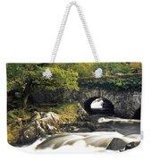 Galways Bridge, Killarney National Weekender Tote Bag