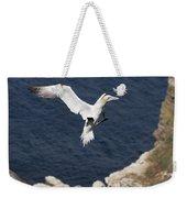 Gannet Landing Weekender Tote Bag