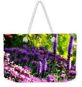 Garden Flowers 3 Weekender Tote Bag