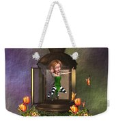 Garden Lanturn Weekender Tote Bag
