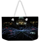 Garden Lights Fest Botanical Garden Richmond Va Weekender Tote Bag