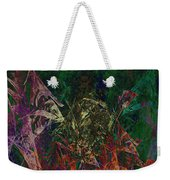 Garden Of Color Weekender Tote Bag