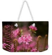 Garden Of Friends Weekender Tote Bag