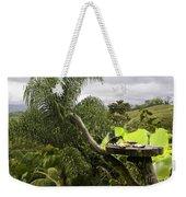 Garden Of Paradise Weekender Tote Bag