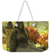 Garden Of Statues Egypt Weekender Tote Bag