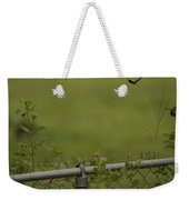 Garden Scene Before Lightroom Weekender Tote Bag