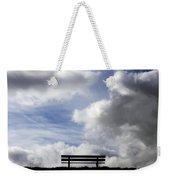 Garden Seat Weekender Tote Bag by Fabrizio Troiani