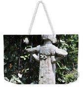 Garden Statuary Weekender Tote Bag