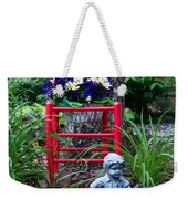 Garden Stil Llife 1 Weekender Tote Bag