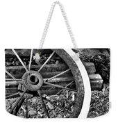 Garden Wheel Weekender Tote Bag