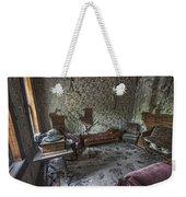 Garnet Ghost Town Hotel Parlor - Montana Weekender Tote Bag