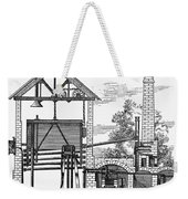 Gas Works, 1815 Weekender Tote Bag