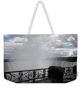 Gate To Fall Weekender Tote Bag