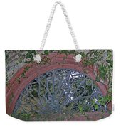 Gate To The Courtyard Weekender Tote Bag